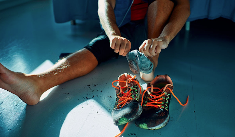 How to Reduce Body Odor While Working Out