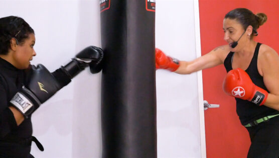 best video training to help you increase your punching power Power Punching Boxing Workout