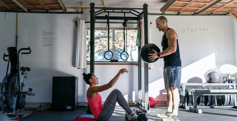 The Benefits of Having a Workout Buddy