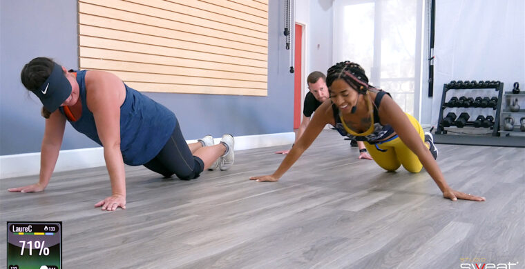 strength training to the beat Dance Strong - HIIT the BEAT