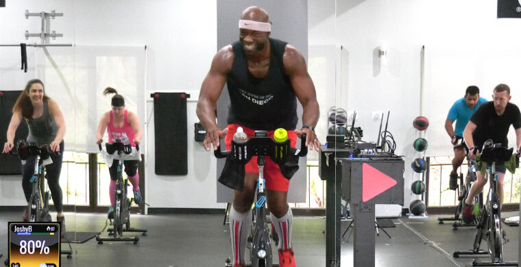 quick Spin and Ab workout Energy Rush