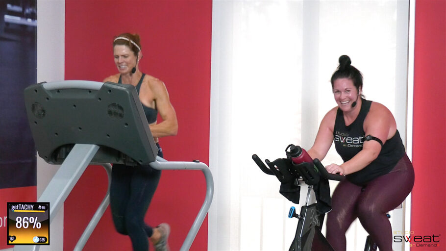 treadmill and sculpt workout Fast-paced Tread/Sculpt (Spin Option) online