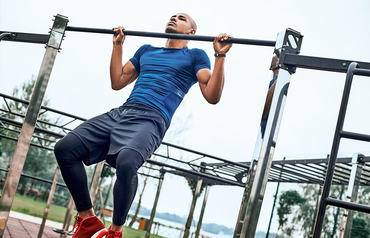 The Absolute Best Outdoor Workouts