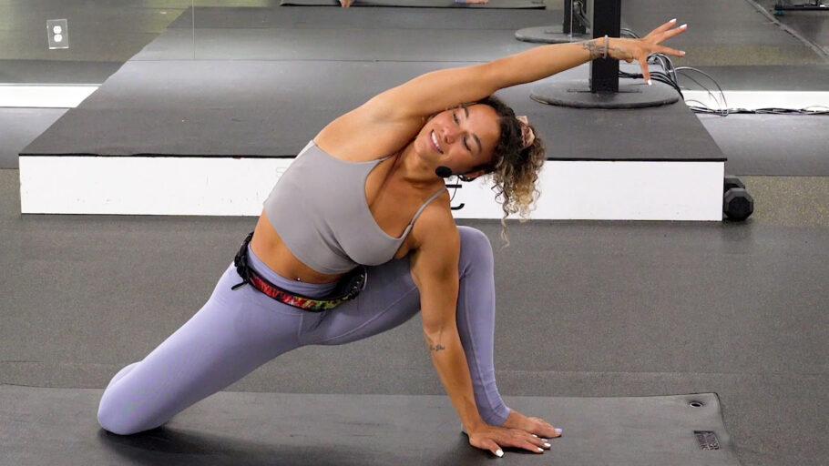 best glutes stretches 10-Minute Hip, Leg & Glutes Stretch