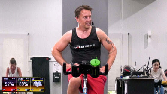 21-rep workout, a strength & cycle combo 21 Ways to Burn Fat II