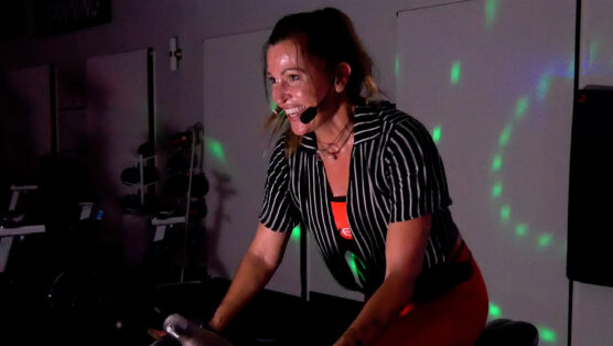 Girl's Night Out Spin Class video