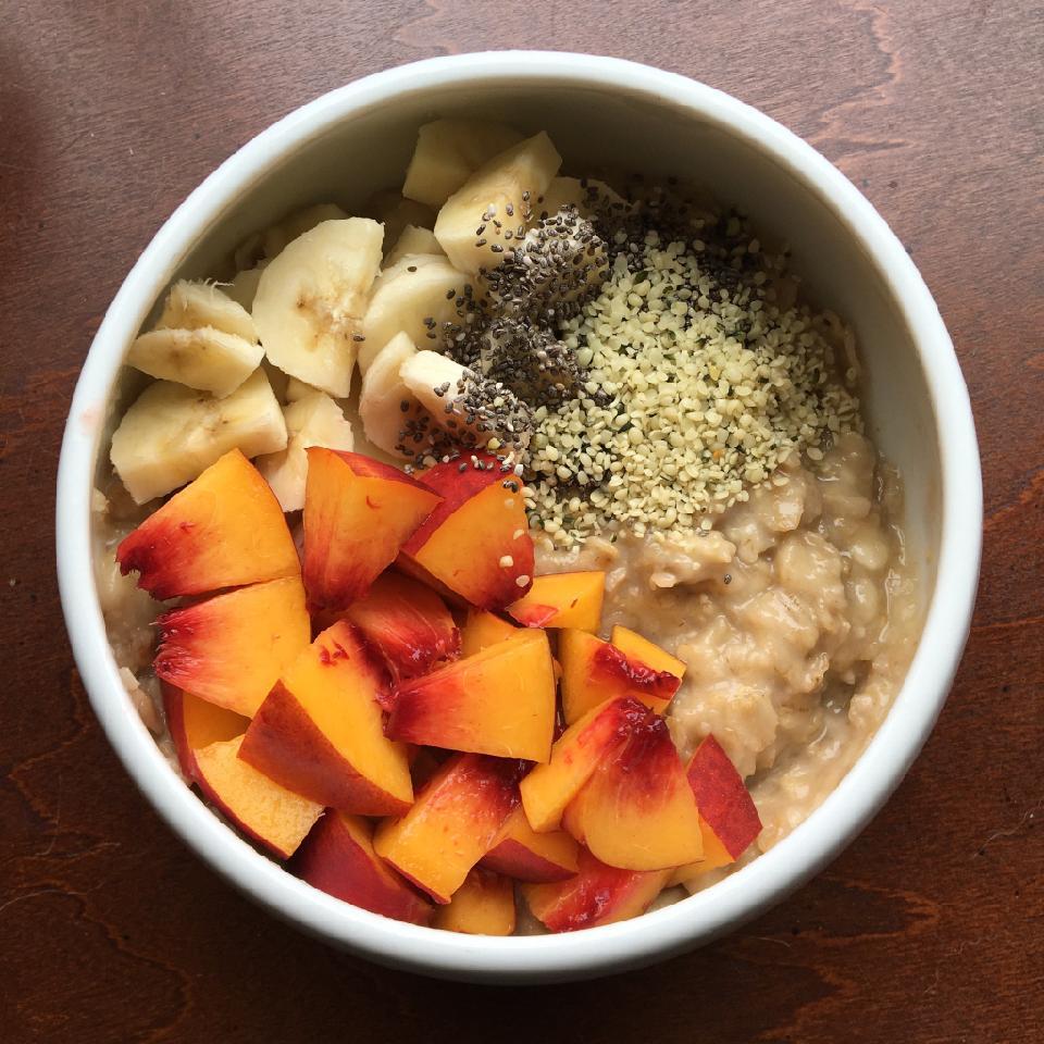 fiber oatmeal recipe