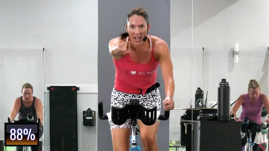 30-Minute Spinning workout with Rock-N tracks Classic Power-n-Rock Ride
