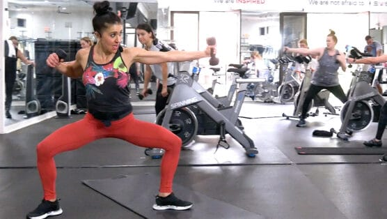 high-intensity sports-themed workout GYM HARDER - Sports Drills